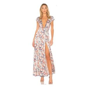 Tularosa x REVOLVE Sid Wrap Dress NWT